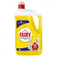 FAIRY ΥΓΡΟ ΠΙΑΤΩΝ PROFESSIONAL LEMON 5L