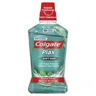 Colgate Plax Soft Mint Στοματικό Διάλυμα 500ML