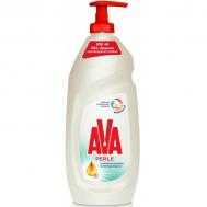 Ava Υγρό Πιάτων Perle Χαμομήλι & Συμπλήρωμα Βιταμινών 650ml