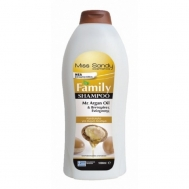 ΣΑΜΠΟΥΑΝ MISS SANDY FAMILY ARGAN OIL  1000ml
