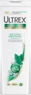 ULTREX ICE COOL MENTHOL για κανονικά μαλλιά 400ml