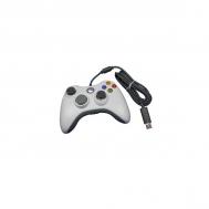 Ενσύρματο χειριστήριο για XBOX 360 και PC (OEM)-Άσπρο
