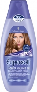 SCHWARZKOPF SUPERSOFT power volume 24h σαμπουάν 400ml