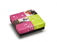 Κουτια Ζαχαροπλαστικής - Αρτοποιίας Κ 4, 1kg