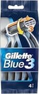 Gillette Blue 3 (4 τεμάχια)